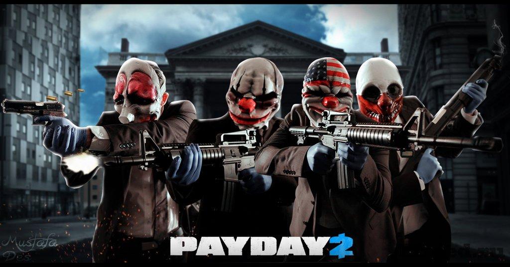 как взломать игру payday 2 на деньги